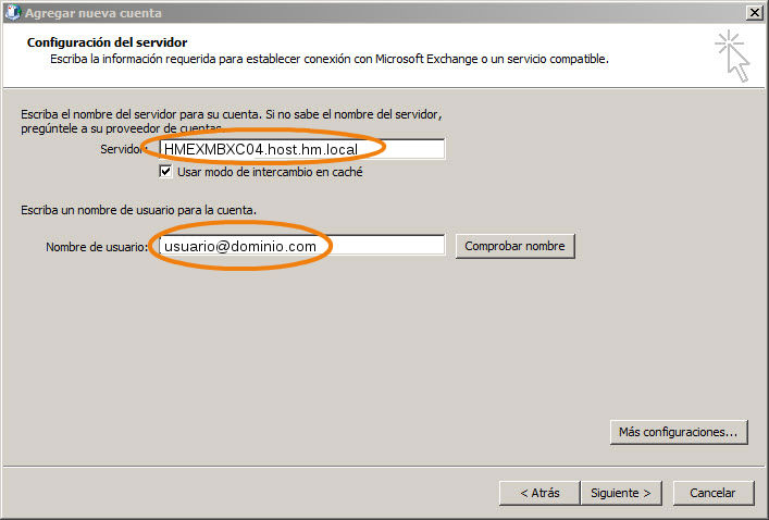 Exchange en Outlook 2010 4