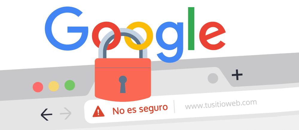 GOOGLE Y SSL